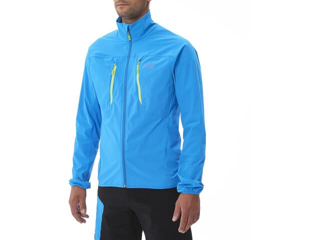 Millet LTK Rush XCS Jacket Men electric blue